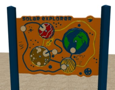 HDPE – Space Explorer Panel
